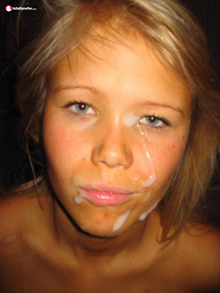 norwegian cum facial