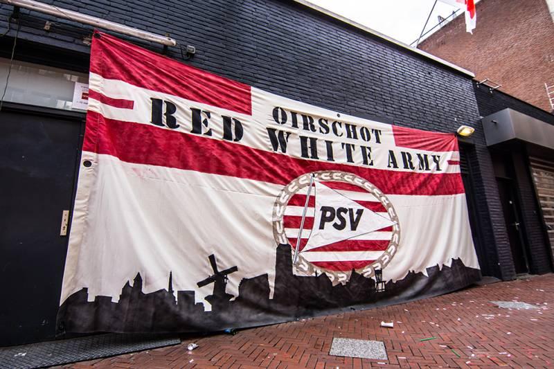 Feest in Eindhoven: Foto's PSV Kampioen 2017/2018